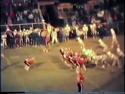 1989 Eufaula Ironheads at Stilwell Indians Football