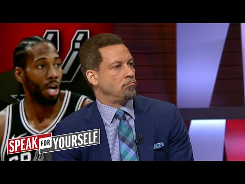 Chris Broussard on the latest rumors about Kawhi, Shaq talking LeBron | NBA | SPEAK FOR YOURSELF