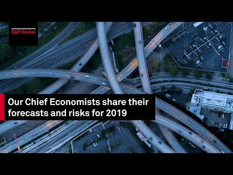 Our Chief Economists share areas of focus for 2019