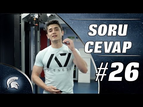 [SORU-CEVAP] #26 Dips, Lordoz, Muscle Confusion ve Fitness App
