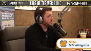 5 Mistakes People Make When Setting Up Their Website | Edge of the Web Radio