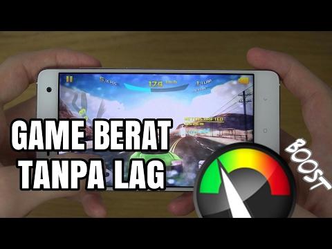 Cara bermain game berat tanpa lag di Android 100% Work !!!