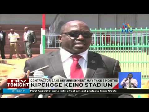 Kipchoge Keino Stadium: Over Kshs. 300m to be used in phase II of the uplift