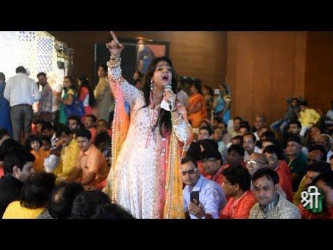 UMA LAHARI - O MERE SAWARE MIL GAI SHAV RE - SHYAM BHAJAN - GADHWAL STUDIO