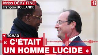 Tchad : F. Hollande se souvient d'Idriss Déby Itno