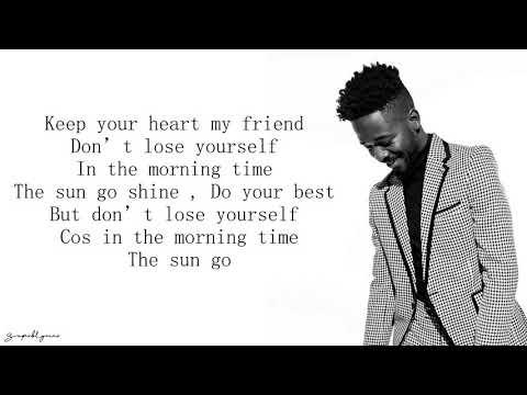 Johnny Drille - Shine (Lyrics)