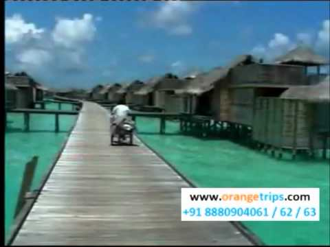 Maldives islands holiday