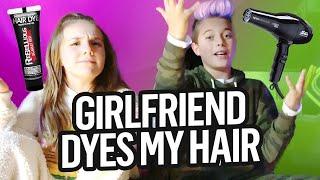 Piper Rockelle Dyes My Hair! | Gavin Magnus