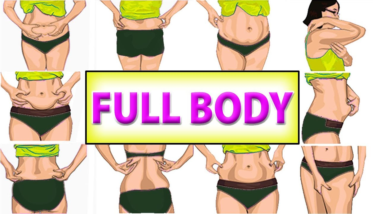 FULL BODY FAT BURN | HOME WORKOUT