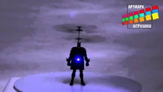 Літаюча іграшка Супергерой Бетмен 28х16х6 см, код 58789