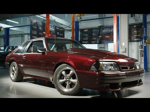 2019 Mustang Week to Wicked FULL EPISODE—1990 Fox Body Mustang