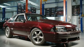2019 Mustang Week to Wicked FULL EPISODE-1990 Fox Body Mustang