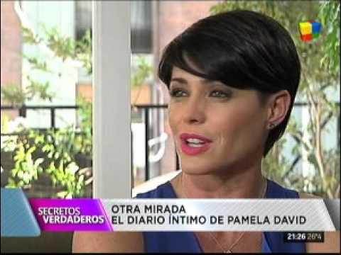 Pamela David: Me di cuenta que estaba enamorada después de hacer el amor