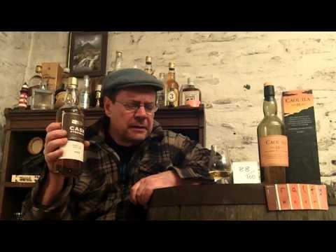 whisky review 556 - Caol Ila 18yo single malt