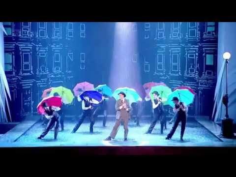 Singing in the Rain - 99th Royal Variety Performance 2011 at Salford, Manchester