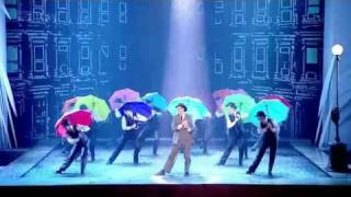 Singing in the Rain - 99th Royal Variety Performance 2011 at Salford, Manchester