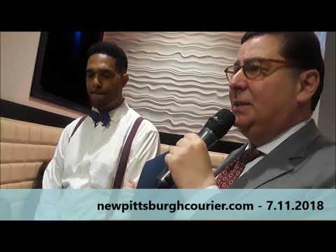 Emmai Alaquiva celebrates appointment to PA Council on the Arts! (Courier Video)
