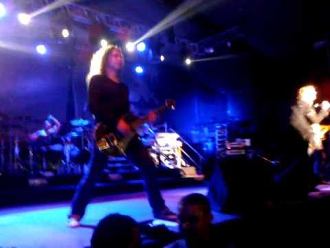 Lost in Space Live (Part 1) - Avantasia's Concert in Costa Rica 3/7/2013