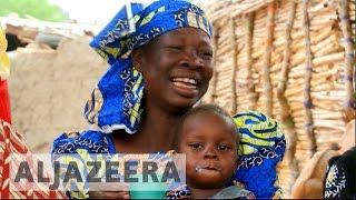 Chibok community welcomes schoolgirls release