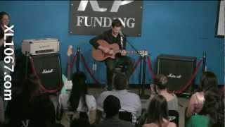 Andy Grammer LIVE Performance With XL106.7 in The RP Funding Theater
