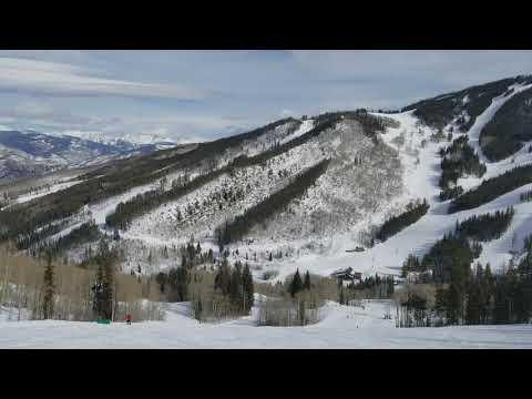 Beaver Creek Ski Resort Colorado 2/8/2018