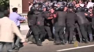 غضب شعبي بعد قتل شرطي مواطنا في القاهرة