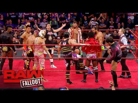 Thumbnail: Braun Strowman and the Cruiserweights lay waste to Enzo Amore: Raw Fallout, Sept. 25, 2017