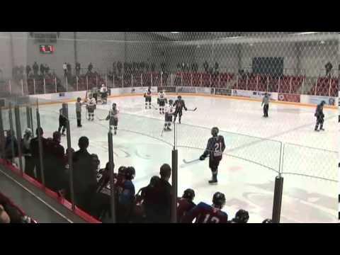 2012-13 SOJHL: Lambeth Lancers vs. Ayr Centennials (Game 1)