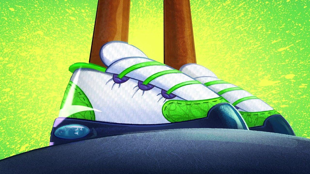 Зиг и Шарко 👟👟 моя новая пара обуви 👟👟 русский мультфильм | дети видео | мультфильмы |