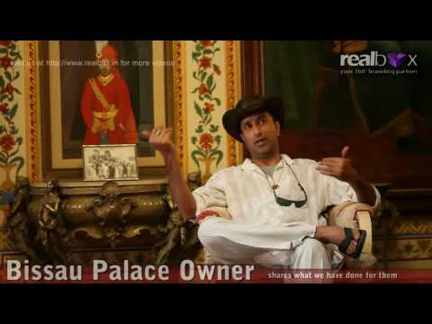 What Hotel Bissau Palace has to say about RealBox
