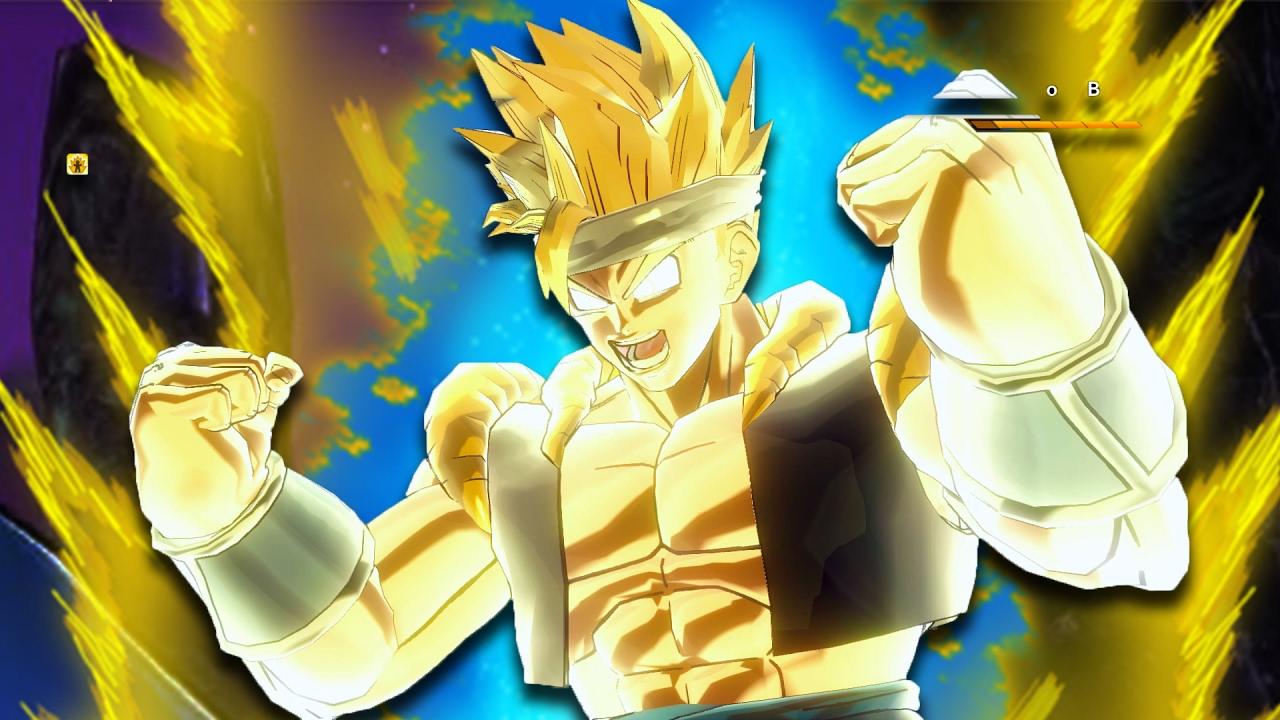 SUPER SAIYAN RAGE TRANSFORMATION FOR SAIYANS! Dragon Ball Xenoverse 2 MODS