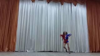 Дарья.10 лет.танец харли квинн hethens