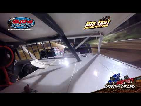 #44 Jeff Parsons - Open Wheel - 8-31-19 Wythe Raceway - In-Car Camera