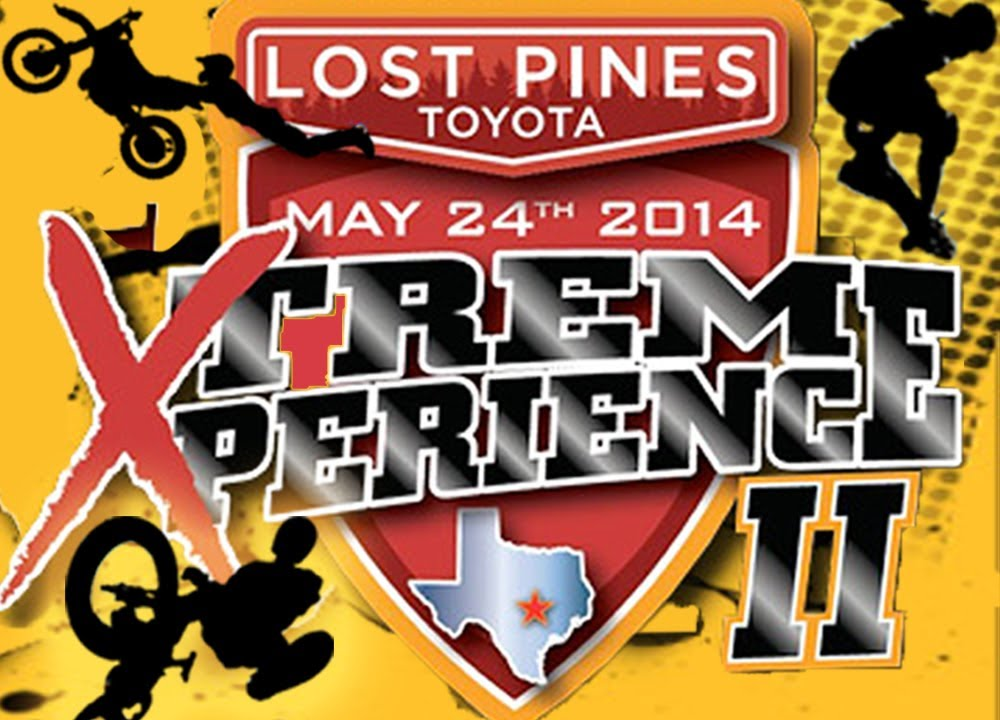 Xtreme Xperience 2 at Lost Pines Settin Up the SkateBoard Scene