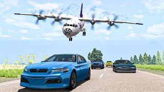 Airplane Crashes #13 - BeamNG DRIVE | SmashChan