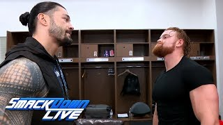 Buddy Murphy reveals Roman Reigns' alleged attacker: SmackDown LIVE, Aug. 6, 2019
