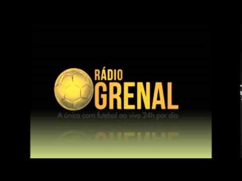 Prefixo - Rádio Grenal - FM 95,9 MHz - Porto Alegre/RS