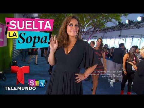 Angélica María opinó sobre supuesta discriminación hacia su hija   Suelta La Sopa   Entretenimiento