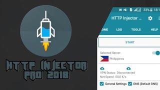 HTTP INJECTOR PRO 2019 (INTERNET ILIMITADA)