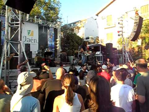 Santiago Campillo & The Electric Band - Voodoo Child - Bluescazorla2011