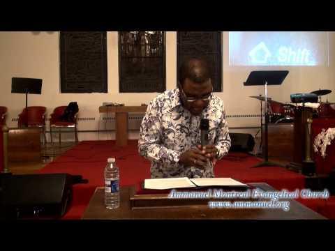 Kingdom Fire Conference - Changing Postal codes - Pastor Dave Mills
