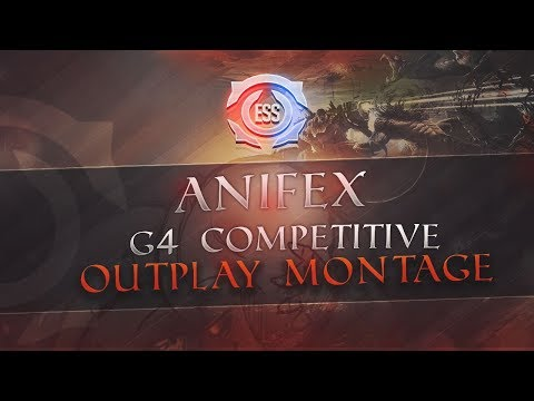 Ess Anifex - Gears Of War 4 Competitive 2/3 Outplay Montage