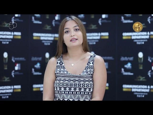 تقييم الصحفية ليندة الضبايبي للدورة 55 لمهرجان قرطاج الدولي