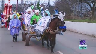815 Святых Николаев прошлись парадом по Доброславу