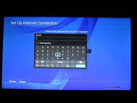 internet access hook up