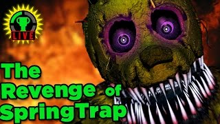 blowing up springtrap tjoc the joy of creation update