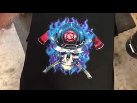 Quick Screen Printing Job from Advanced Graphix and Screen Printing
