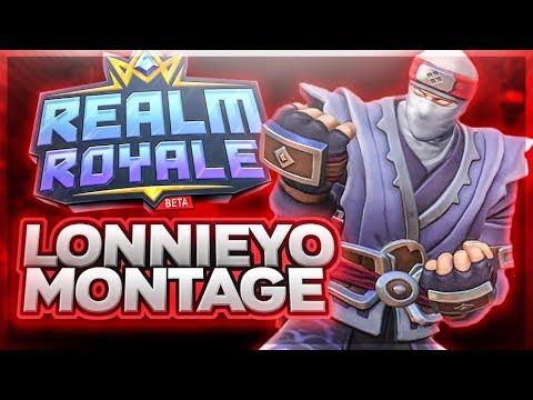 SQRT Lonnieyo: Realm Royale Montage