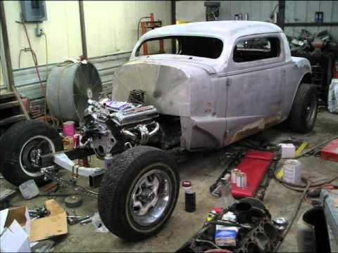 38 Chevy Restoration