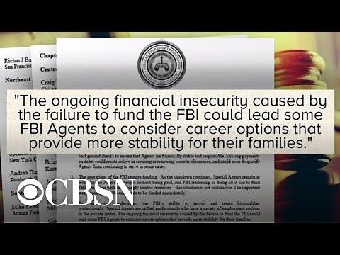 Government Shutdown Affects FBI Agents
